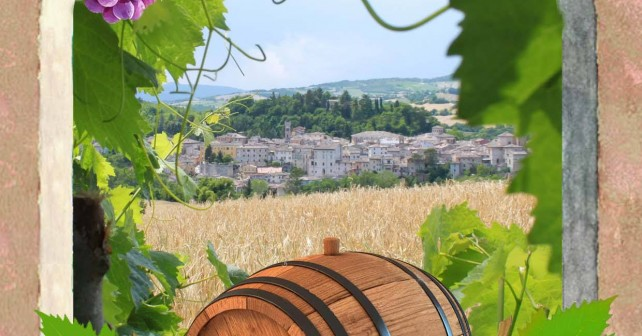 pergola festa del vino -luglio2018