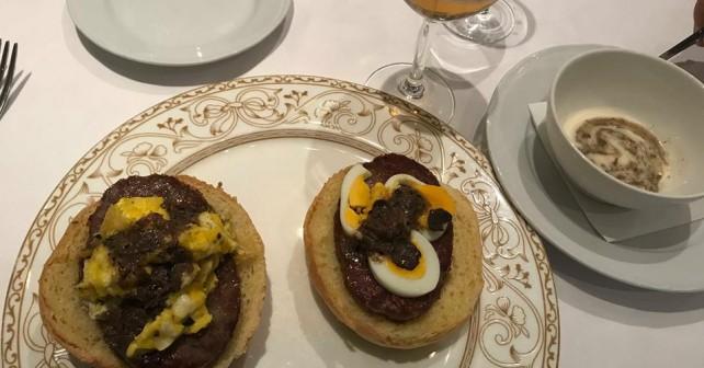 pergola truffle burger-1